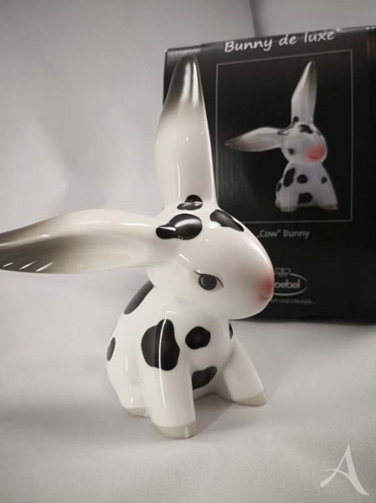"""Bunny de Luxe - """"COW"""" - Porzellanobjekt von goebel"""