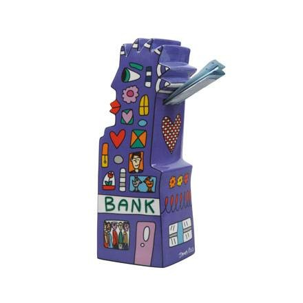 "Spardose ""My Pointy Piggy Bank"" James Rizzi"