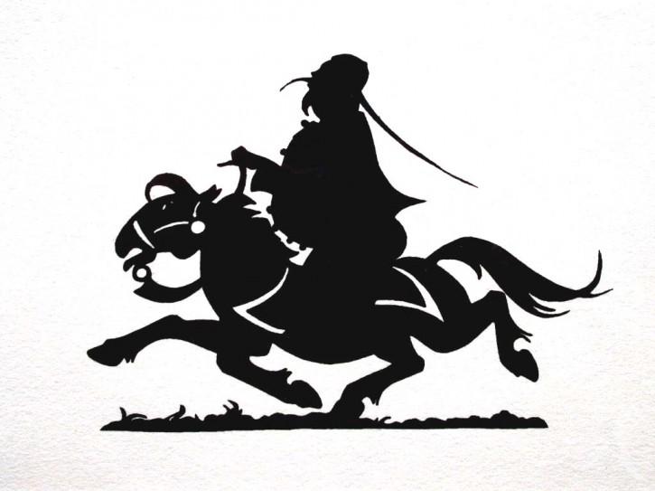 """""""Chinese auf Pferd"""""""