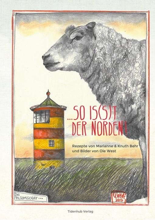 """HANDSIGNIERT !! Das NEUE Kochbuch von Ole West """"...SO IS(S)T DER NORDEN!"""""""