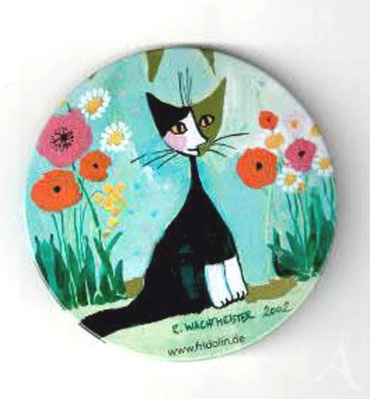 """Taschenspiegel """"My Garden"""", Rosina Wachtmeister"""