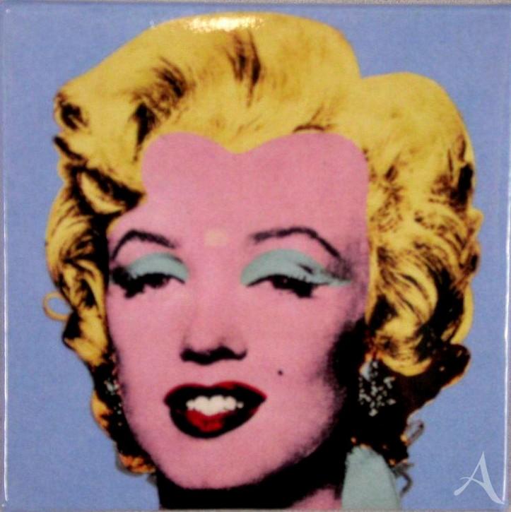 "Magnet ""Marilyn Monroe Blue"""