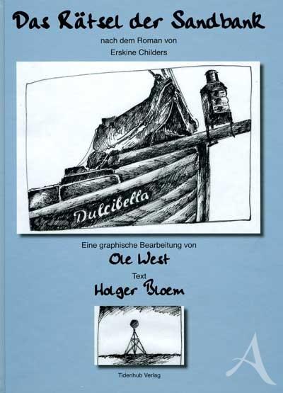 """Buch """"Das Rätsel der Sandbank"""" - OLE WEST"""