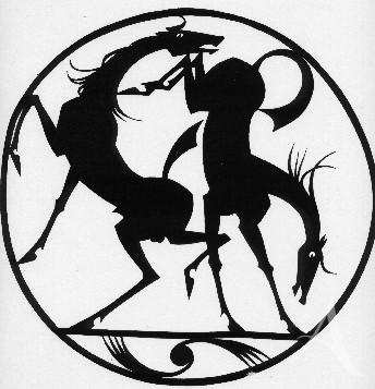 """""""Pferde im Kreis"""""""