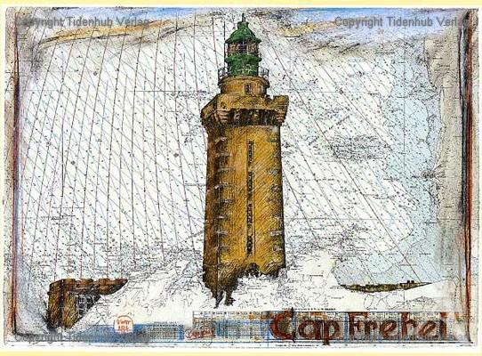 "Kunstdruck ""Cap Frehel"""