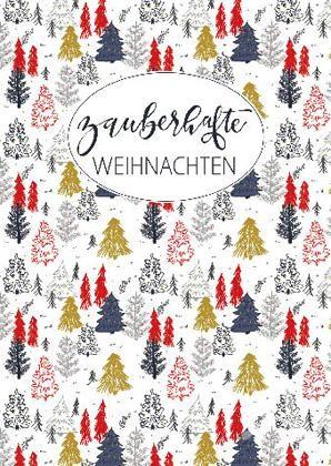 """Weihnachts- Doppelkarte """"Zauberhafte Weihnachten"""""""