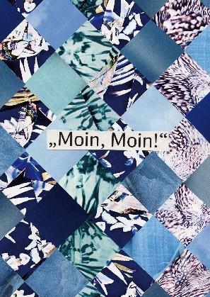 """Postkarte """"Moin, Moin!"""""""