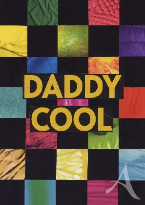 "Postkarte ""Daddy Cool"""