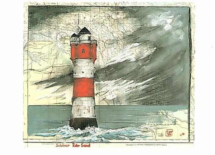 "Postkarte ""Schöner Roter Sand"""