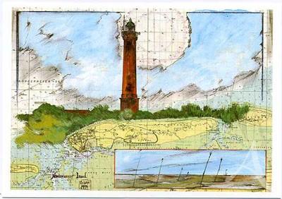 "Postkarte ""Norderneyer Land"""