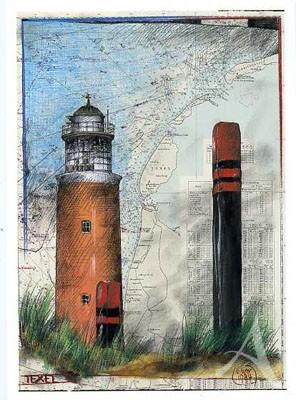 "Postkarte ""Texel"""