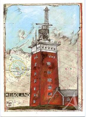 "Postkarte ""Helgoland"""
