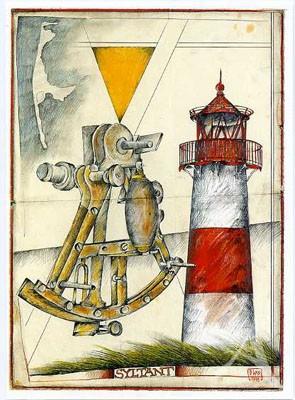 "Postkarte ""Syltant"""