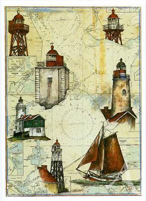 "Postkarte ""Ijsselmeer"""