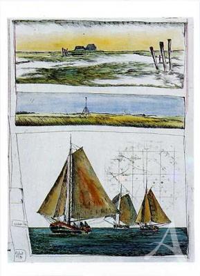 "Postkarte ""Schöner Tag"""