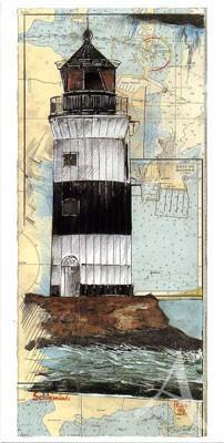 "Postkarte, ""Schleimünde"" , DIN lang"