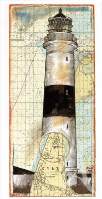 "Postkarte, ""Kampen"" , DIN lang"