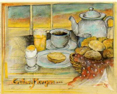 "Postkarte ""Guten Morgen"""