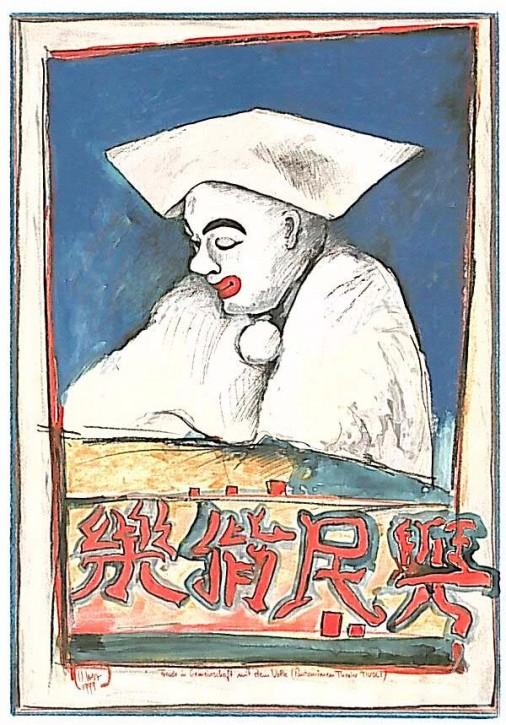 "Postkarte ""Freude in Gemeinschaft..."""