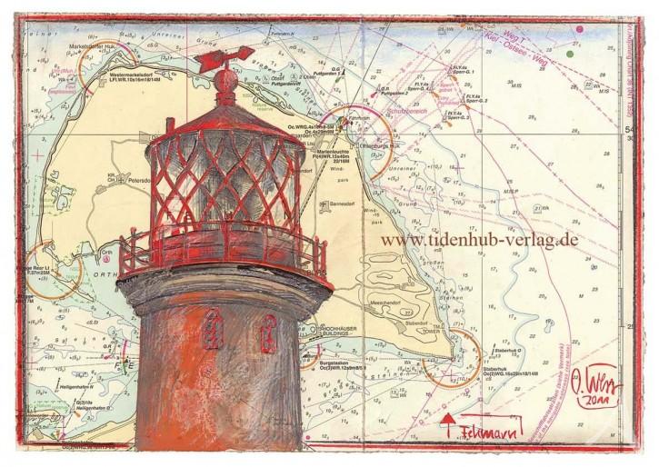 """Postkarte """"Fehmarn"""""""