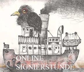 ONLINE - SIGNIERSTUNDE mit OLE WEST - 31.10.2017