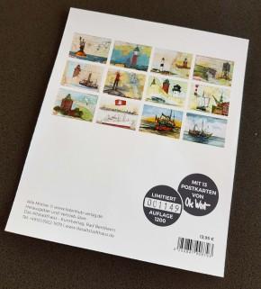 OLE WEST - Postkartenkalender für 2021 - LIMITIERT !!! mit 13 Postkarten! - NUR NOCH WENIGE EXEMPLARE!!